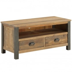 Urban Elegance Reclaimed Widescreen TV Cabinet