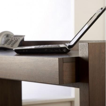 galloway home office console desk closeup