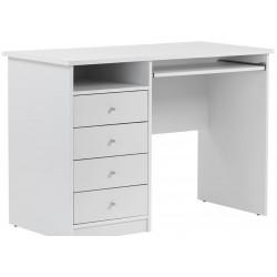 Marymount White Office Desk