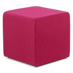 Blokk Low Stool Pink