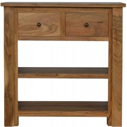Boston Console Table - Front View