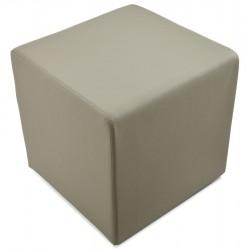 Cuero Low Cube Stool