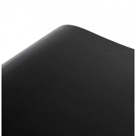 Tira Low Stool Black Corner