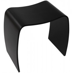 Tira Low Stool Black
