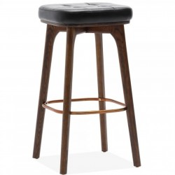 Balham Wooden Bar Stool