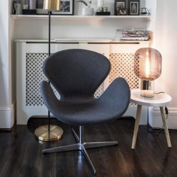 Swan Lounge Chair Mood Shot