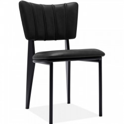 Stella Dining Chair - Black