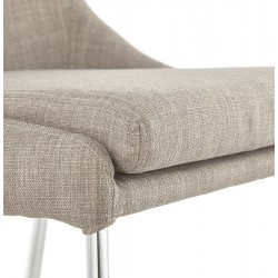 Tela Dining Chair Cushion Detail