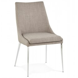 Tela Dining Chair Angle