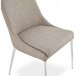 Tela Dining Chair Angle Close