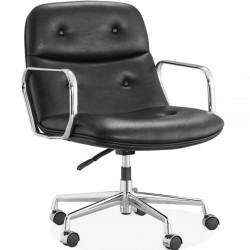 Mentor Faux Leather Office Chair