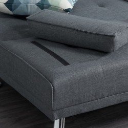 Albie Sofa Bed- Arm Detail removed