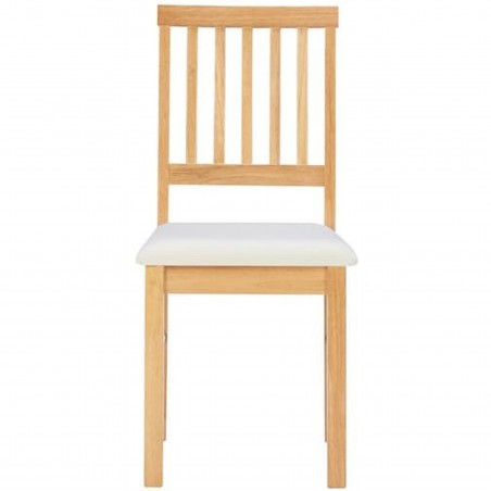 Tirley chair front view