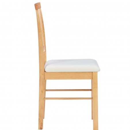 Tirley chair side view