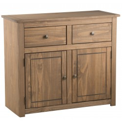 Lutton 2 Door 2 Drawer Sideboard, angle view