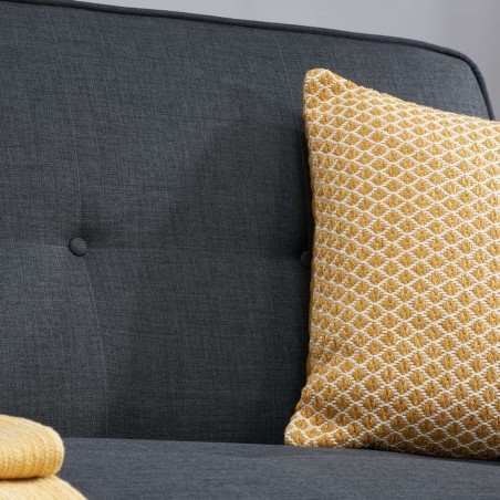 Otter Medium Sofa Bed Back Detail