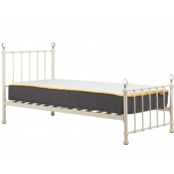 Jess Vintage Style Single Bed