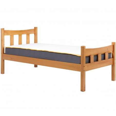 Miami Wooden Bed Frame- Single