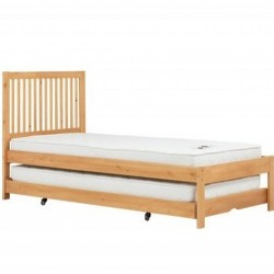 Buxton Bed with Trundle - Pine