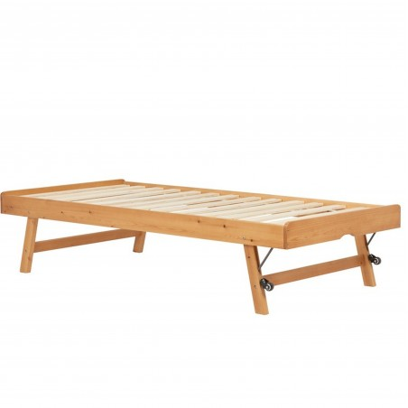 Buxton Bed with Trundle - Pine Trundle