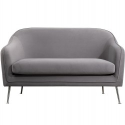 Novello Two Seater Sofa Front View