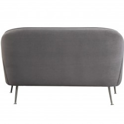 Novello Two Seater Sofa Rear View