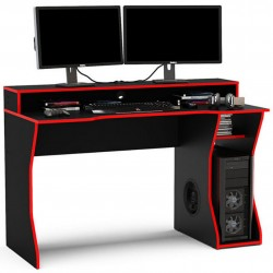 Enzo Gaming Computer Desk Fully Loaded