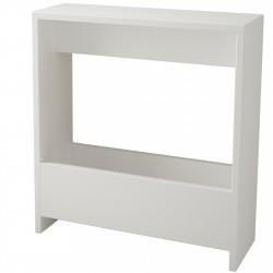 Sencillo Side Table White