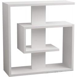 Canela Side Table White