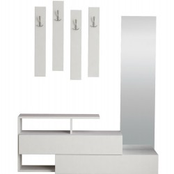 Magia Hall Stand White