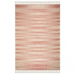 Ansell Jute Chenille Rug - Pink