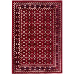 Bokhara Traditional Rug - Red