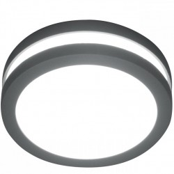 Galeton Small Round Wall/Ceiling Light