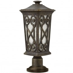 Eldred Retro Small Pedestal Light