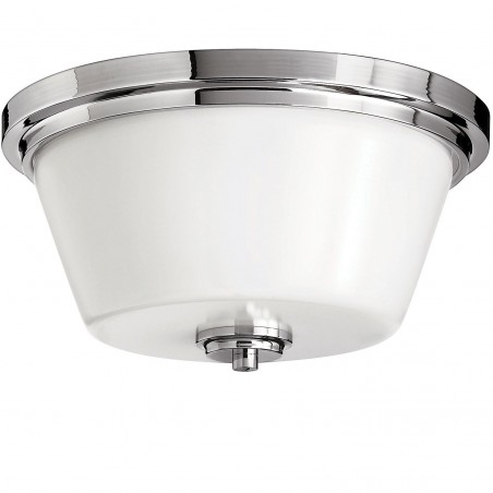 Ozona Bathroom Flush Mounted Light