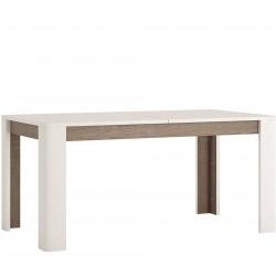 Charlton Extending Dining Table, white background