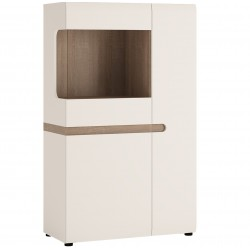 Charlton Low Display Cabinet 85cm Wide,