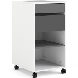 Cavaco Two Drawer Mobile File Cabinet