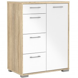 Helmsley Four Drawers One Door Sideboard