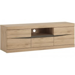 Kensington  TV Unit - One Drawer Two Door