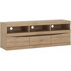 Kensington Three Drawer TV Unit