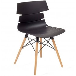 Fabulo Dining Chair Black