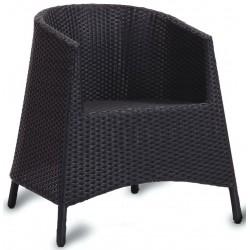 Daytona Rattan Garden Lounge Chair