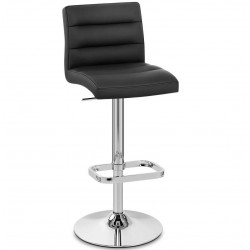 Snella Faux Leather Bar Stool F