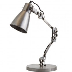 Belnar Wrench Lamp Stand, white background