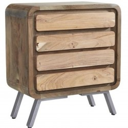 Linford 4 Drawer Wide Chest
