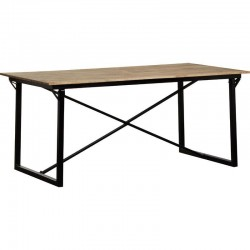 Kinver Industrial Dining Table