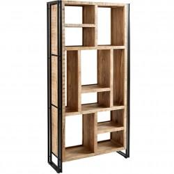 Kinver Industrial Multi Shelf Bookcase