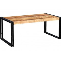 Kinver Industrial Large Coffee Table