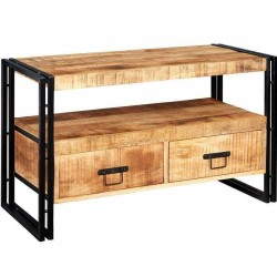Kinver Industrial TV Stand